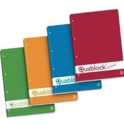 Pigna quablock A4 210 x 297 mm A4 250fogli ricambi per quaderni 00609771R