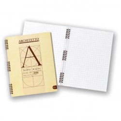 Pigna ARCHITETTO A4 40fogli Beige quaderno per scrivere 010544210