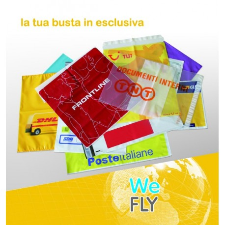 Willchip We FLY Polietilene busta F 007N25