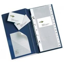 SEI Rota 57091707 PVC Blu portabiglietti da visita