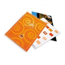 GBC Pouch per plastificazione documenti A6 2x125mic lucide 100 3740442