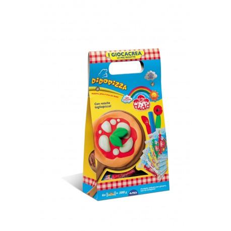 FILA 399000 Pasta modellabile Verde, Arancione, Rosso, Bianco, Giallo composto per ceramica e modellazione