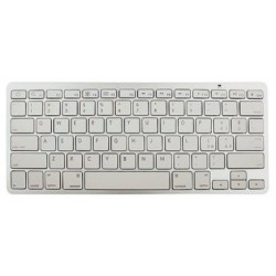 Mediacom Bluetooth Keyboard BT900 Bluetooth Bianco tastiera per dispositivo mobile M ZCK900BT