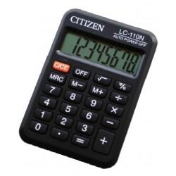 Citizen LC 110N Tasca Calcolatrice di base Nero calcolatrice Z300019
