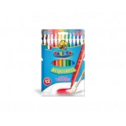 Carioca Acquarell Fine Multicolore 12pezzoi marcatore 42747