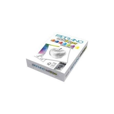 Fabriano 53821297 A4 210 297 mm Lucida Bianco carta inkjet