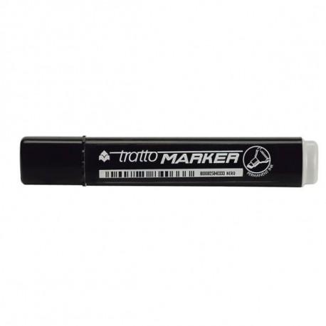Tratto Marker Tipo di punta Nero 12pezzoi marcatore permanente 841103