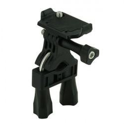 Nilox 13NXAKACPF010 Bicicletta Passive holder Nero supporto per personal communication