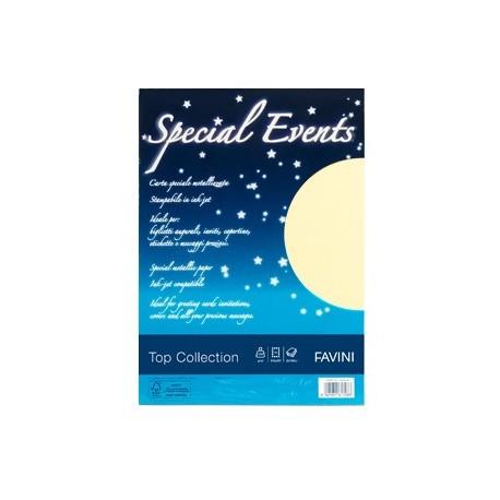 Favini Special Events A4 210 297 mm Crema carta inkjet A69Q154