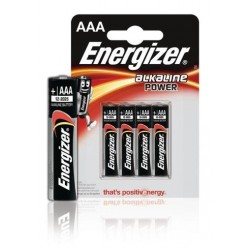 Energizer PILA MINISTILO ALK POWER AAA BLIST 4 PECF012