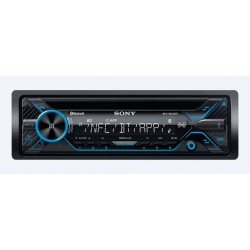 Sony MEX N4200BT 55W Bluetooth Nero autoradio MEXN4200BT