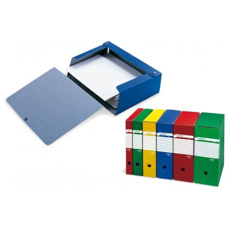SEI Rota Spazio PVC Blu cartella 67891507S