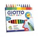 Giotto Turbo Maxi Nero marcatore 456036