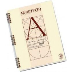 Pigna Architetto Beige quaderno per scrivere 0105442BI