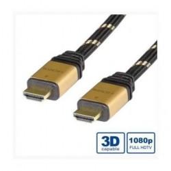 Nilox RO11.04.5505 5m HDMI HDMI Nero cavo HDMI