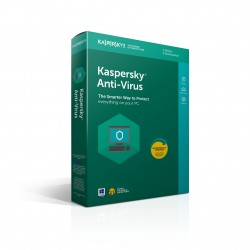 Kaspersky Lab Anti Virus 2019 ITA Full license 3licenzae 1annoi KL1171T5CFS 9SLIM