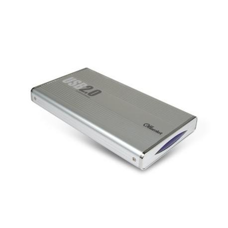 Hamlet USB 2.0 Station box esterno per Hard Disk IDESata 2,5 HXD2CCUU