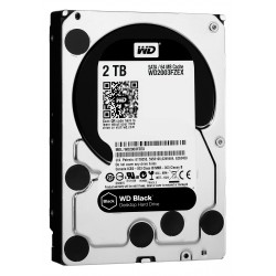 Western Digital Black 3.5 2000 GB Serial ATA III HDD WD2003FZEX