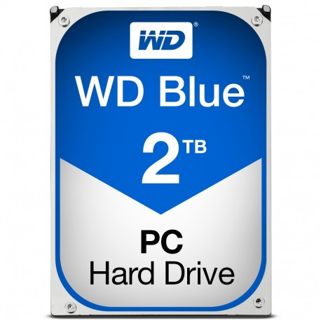Western Digital Blue 3.5 2000 GB Serial ATA III HDD WD20EZRZ