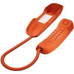 Gigaset DA210 Telefono analogico Arancione S30054S6527R105