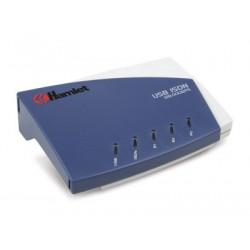 Hamlet Adattatore terminale ISDN USB connessione fino a 128 Kbps HTAUSC