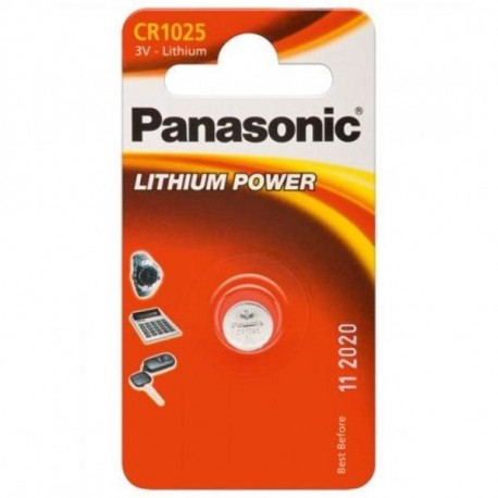 Panasonic Lithium Power Litio 3V batteria non ricaricabile C301025