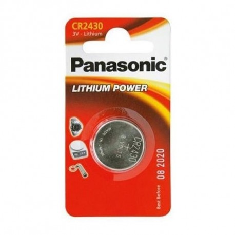 Panasonic Lithium Power Litio 3V batteria non ricaricabile C302430