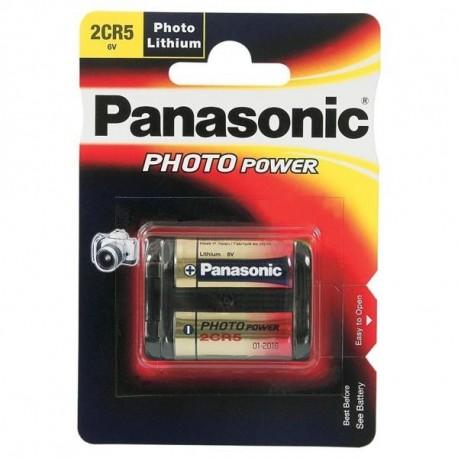 Panasonic Lithium Power Litio 6V batteria non ricaricabile C300005