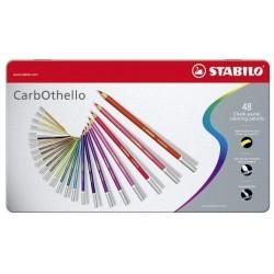 Stabilo CarbOthello Multi 48pezzoi pastello colorato 1448 6