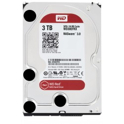 Western Digital Red 3.5 3000 GB Serial ATA III HDD WD30EFRX