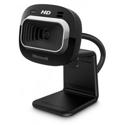 Microsoft LifeCam HD 3000 for Business webcam 1 MP 1280 x 720 Pixel USB 2.0 Nero T4H 00004