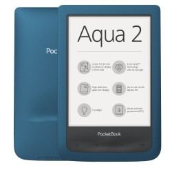 Pocketbook AQUA 2 lettore e book Touch screen 8 GB Wi Fi Turchese PB641 A WW