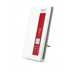 AVM FRITZ WLAN Repeater 1160 866 Mbits Rosso, Bianco 20002756