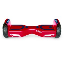 Nilox DOC 2 HOVERBOARD PLUS RED BLUE