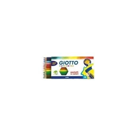 Giotto Supermina 12pezzoi matita di grafite 235700