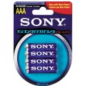 Sony Stamina Plus AAA 4 Pack Single-use battery Alcalino AM4B4D
