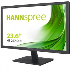 Hannspree Hanns.G HE247DPB LED display 59,9 cm 23.6 Full HD Nero