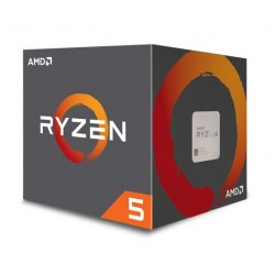 AMD Ryzen 5 1600 processore 3,2 GHz Scatola 16 MB L3 YD1600BBAEBOX