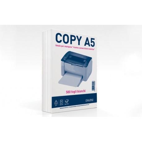 Favini COPY A5 A5 148 210 mm Bianco carta inkjet A620505A