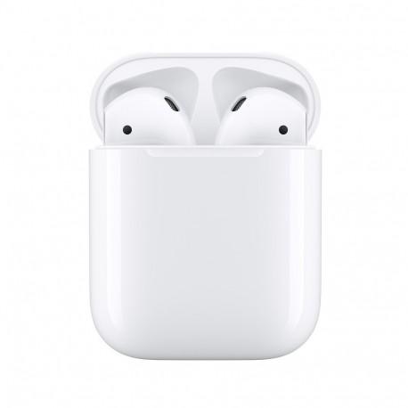 Apple AirPods auricolare per telefono cellulare Stereofonico Bianco MV7N2TYA