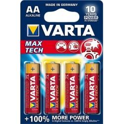 Varta Max Tech AA Single use battery Alcalino 1,5 V 4706101404