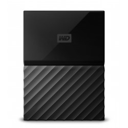 Western Digital My Passport disco rigido esterno 1000 GB Nero WDBYNN0010BBK WESN