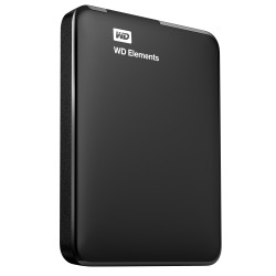 Western Digital WD Elements Portable disco rigido esterno 500 GB Nero WDBUZG5000ABK WESN