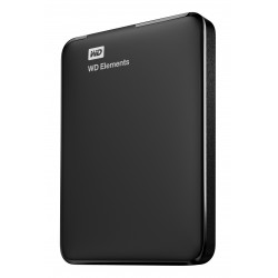 Western Digital WD Elements Portable disco rigido esterno 2000 GB Nero WDBU6Y0020BBK EESN