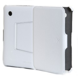 Celly BOOKTABT08W custodia per tablet 20,3 cm 8 Custodia a libro Bianco