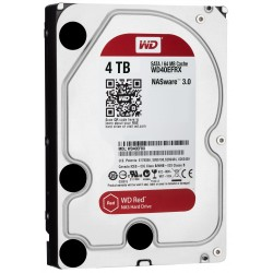 Western Digital Red 3.5 4000 GB Serial ATA III WD40EFRX
