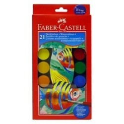 Faber Castell 125021 pittura ad acqua