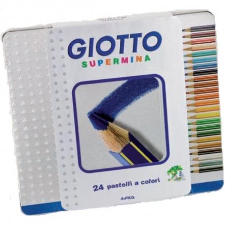 Giotto Supermina 24pezzoi matita di grafite 236800