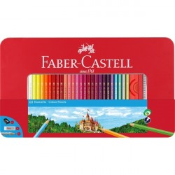 Faber Castell CF60 ASTUCCIO METALLO MATITE PERM