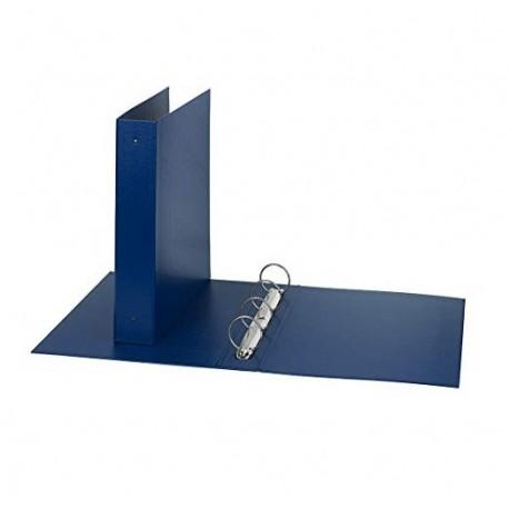 Favorit 100460441 raccoglitore ad anelli Polipropilene PP Blu